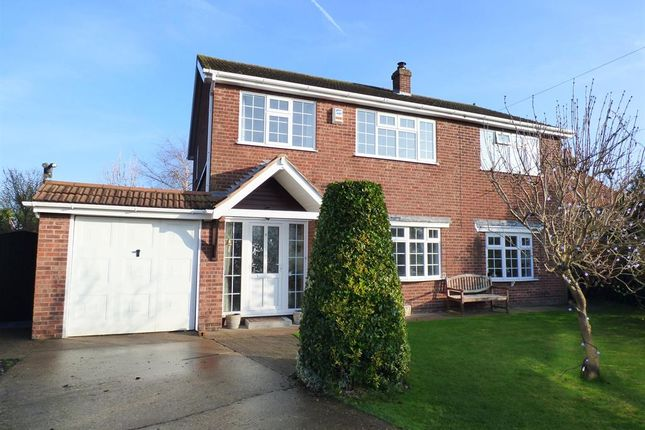 4 bed detached house for sale in Whyalla Close, Grainthorpe, Louth
