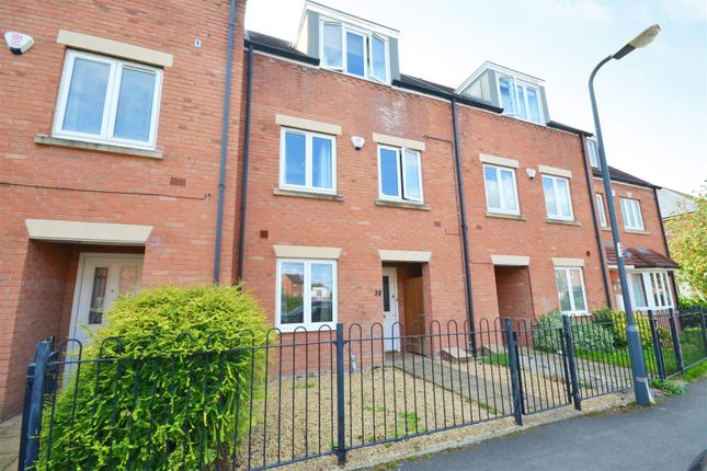 Thumbnail Town house for sale in Wordsworth Avenue, Stratford-Upon-Avon