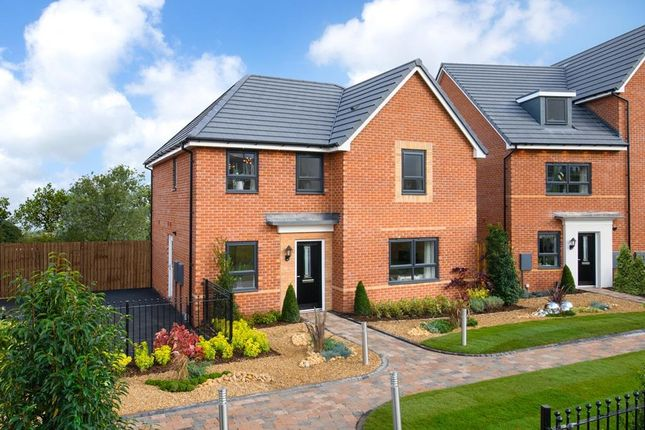 """4 bed detached house for sale in """"Radleigh"""" at Highfield Lane, Rotherham S60"""