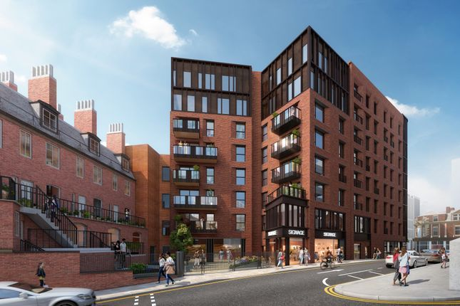 Studio for sale in Burgess House, City Centre S1