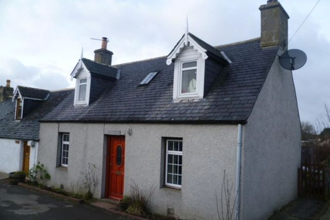 Thumbnail Bungalow for sale in Finlayson Street, Fearn, Tain