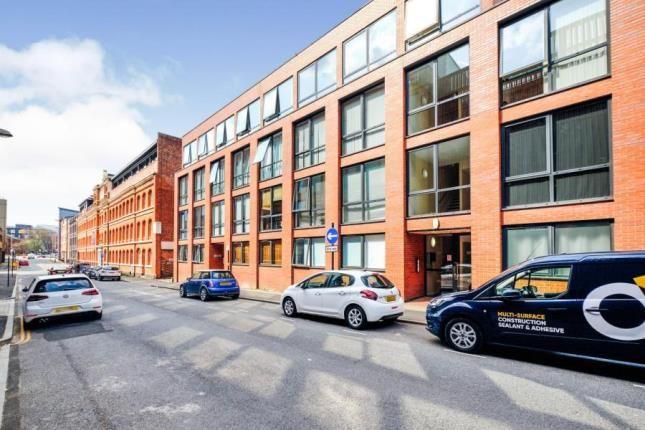 1 bed flat for sale in George Street, Birmingham, West Midlands B3