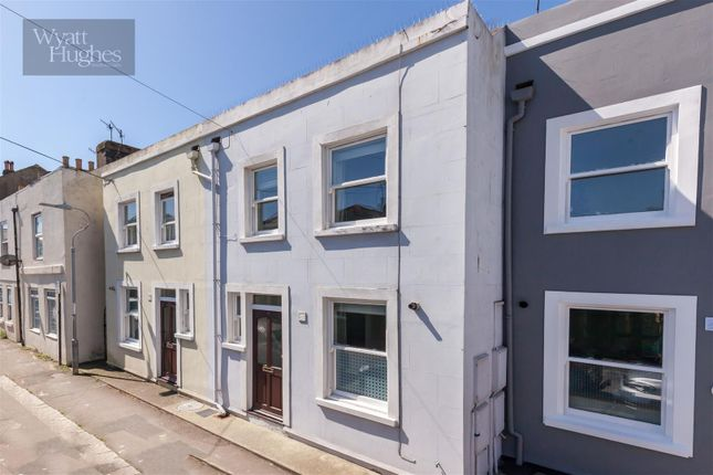 Thumbnail Terraced house for sale in Gensing Road, St. Leonards-On-Sea