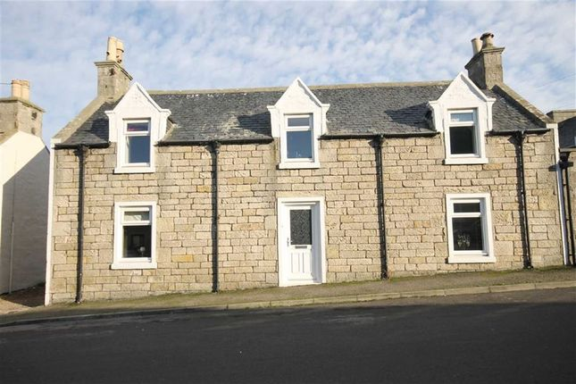 Thumbnail Semi-detached house for sale in King Street, Lossiemouth
