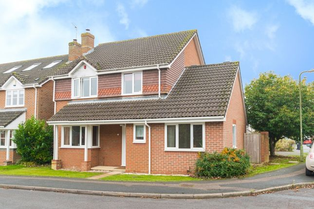 Thumbnail Detached house for sale in Mons Way, Abingdon