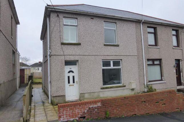 Thumbnail Property to rent in School Road, Dyffryn Cellwen, Neath