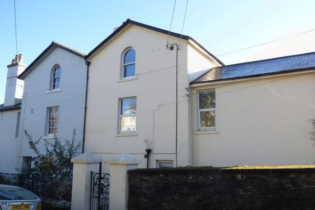 Thumbnail Flat for sale in Watts Road, Tavistock
