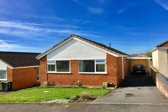 Thumbnail Detached bungalow for sale in Powis Close, Worle, Weston-Super-Mare