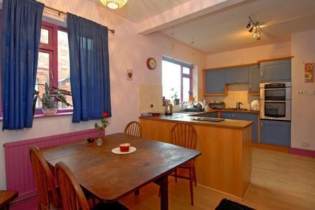 Thumbnail Terraced house for sale in Dyffryn Road, Llandrindod Wells, Powys