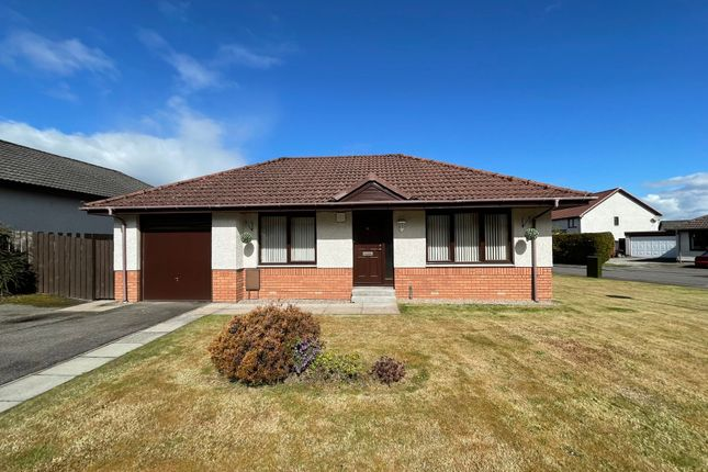 Thumbnail Detached bungalow for sale in Boswell Road, Inverness