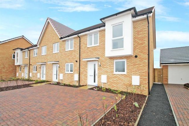 2 bed end terrace house for sale in Richardson Way, Littlehampton, West Sussex