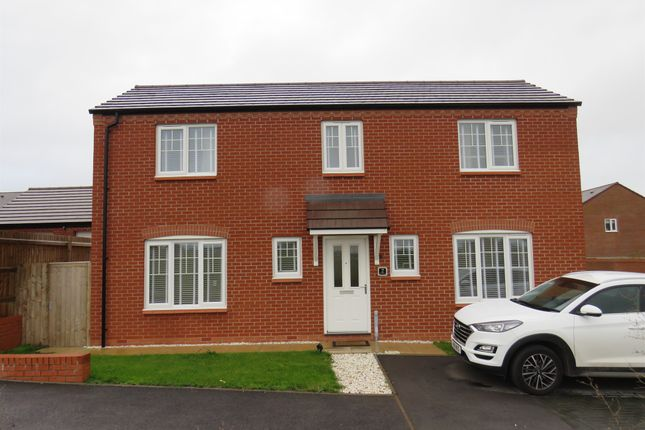 Thumbnail Detached house for sale in Birch Place, Bidford On Avon, Alcester