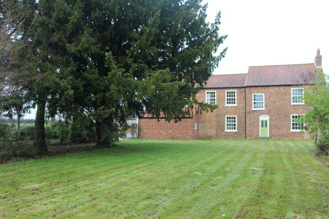 Thumbnail Farmhouse to rent in Beals Lane, Sutton On Derwent, York
