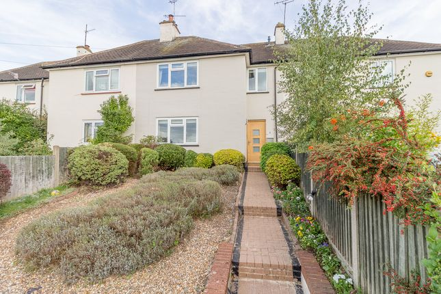 Thumbnail Terraced house for sale in Lee Close, Hertford