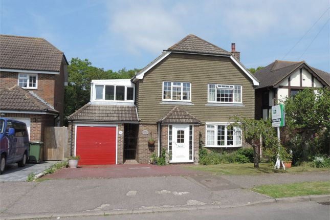 Thumbnail Detached house for sale in Top Cross Road, Bexhill On Sea, East Sussex