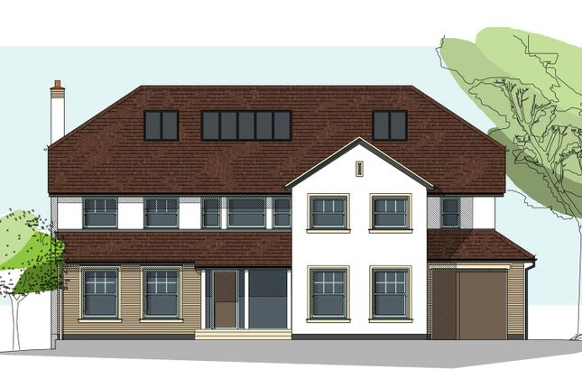 Thumbnail Land for sale in The Pathway, Radlett