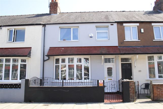3 bed terraced house for sale in Meath Street, Middlesbrough TS1
