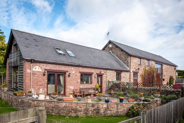 Thumbnail Barn conversion for sale in Court Road, Lydney