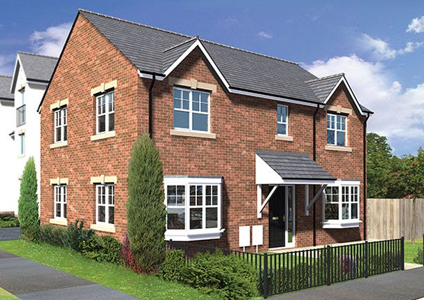 Thumbnail Detached house for sale in Plot 18 The Eskdale Liberty Park, Hartlepool