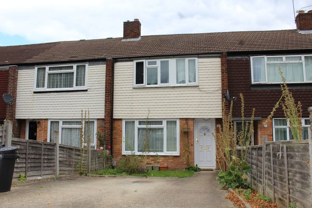 Thumbnail Terraced house for sale in Beverley Road, London