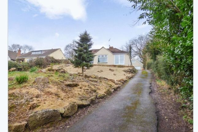 Thumbnail Detached bungalow for sale in Rock Bank, Lower Common, Aylburton, Lydney