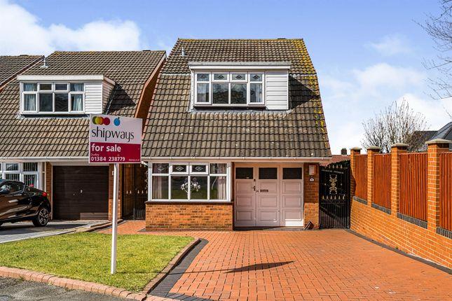 Thumbnail Detached house for sale in Shallcross Lane, Dudley