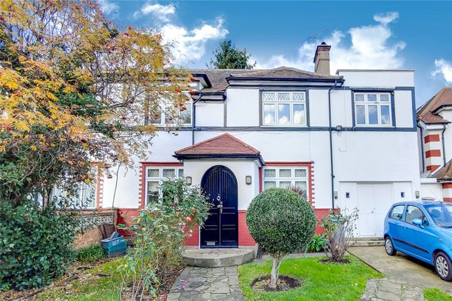 Thumbnail Semi-detached house for sale in Queens Walk, London