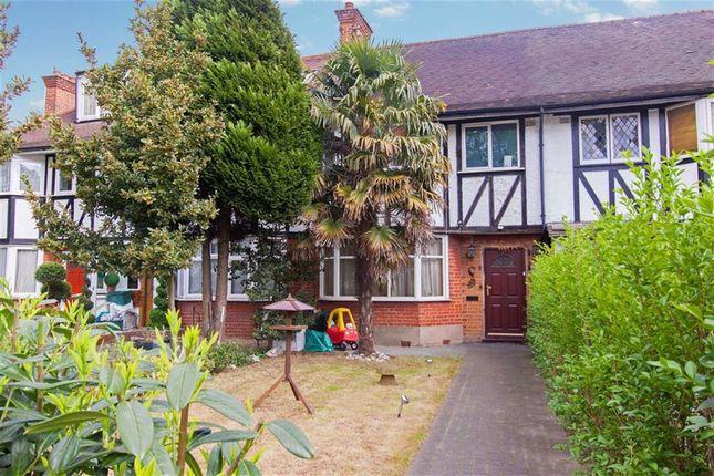 Thumbnail Terraced house to rent in The Ridgeway, London