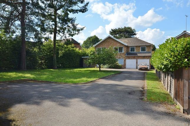 Thumbnail Detached house for sale in Amersham Road, Beaconsfield
