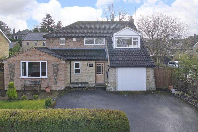 Thumbnail Detached house for sale in Kirklands Close, Menston, Ilkley