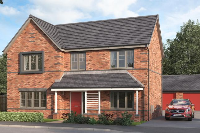 """Thumbnail Detached house for sale in """"The Evesham"""" at Tom Blower Close, Wollaton, Nottingham"""