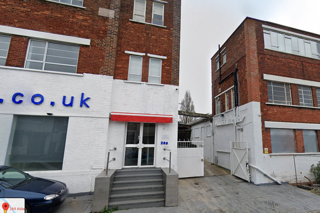 Thumbnail Warehouse to let in Abbeydale Road, London