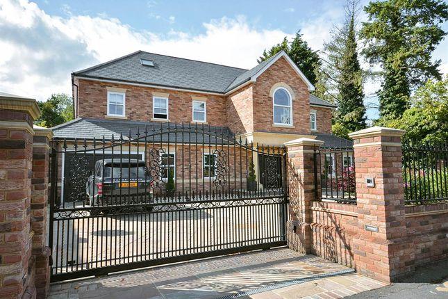 Thumbnail Detached house for sale in Elm Grove, Emerson Park, Hornchurch