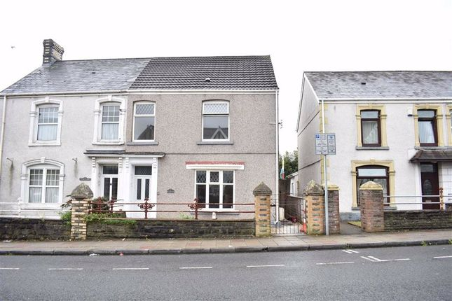Thumbnail Semi-detached house for sale in Alexandra Road, Gorseinon, Swansea