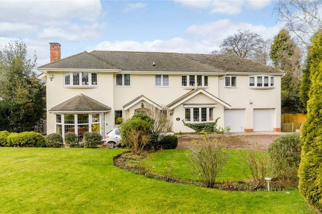 Thumbnail Detached house for sale in Squirrel Walk, Sutton Coldfield, West Midlands