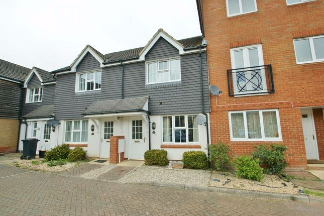 Thumbnail Terraced house to rent in Bryony Drive, Kingsnorth, Ashford