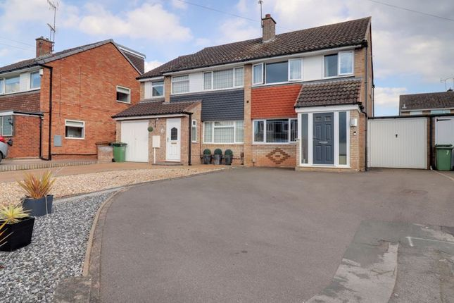 3 bed semi-detached house for sale in Covert Close, Great Haywood, Stafford ST18