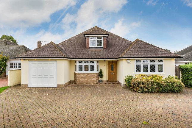 Thumbnail Detached house for sale in Beverley Close, Epsom