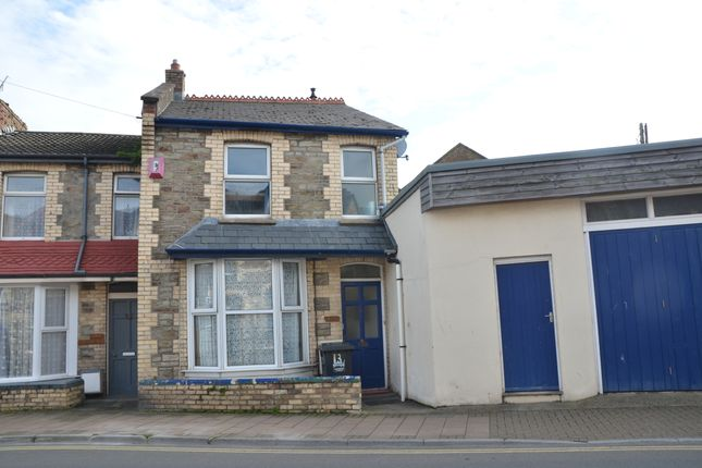 Thumbnail Town house for sale in 13 Hermitage Road, Ilfracombe, Devon