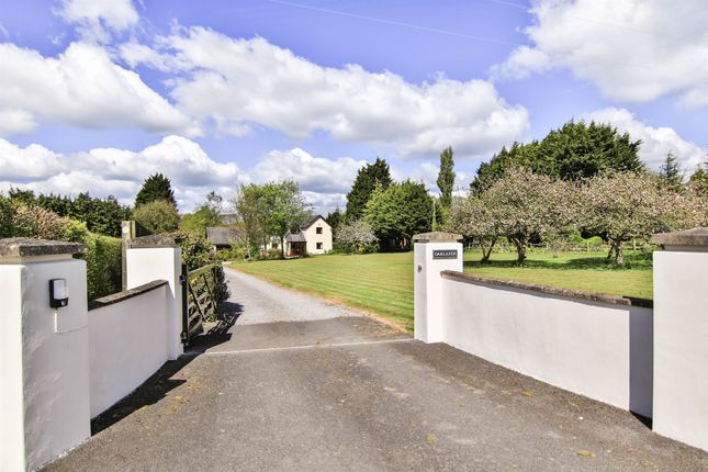 Thumbnail Detached house for sale in Broad Close Lane, Moulton, Nr. Llancarfan