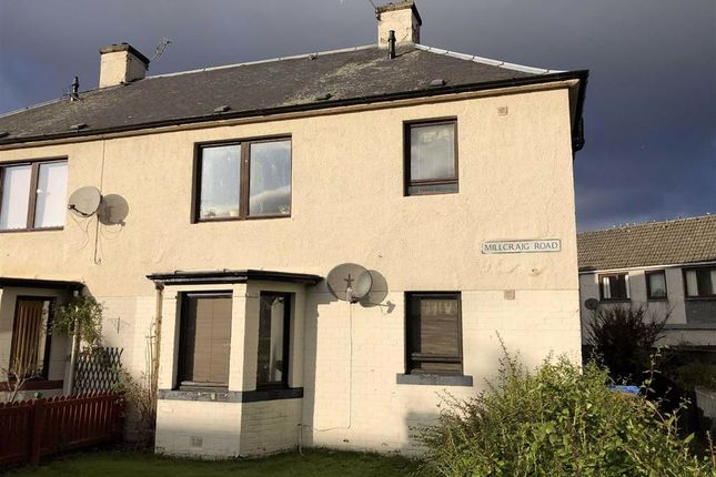 Flat for sale in Millcraig Road, Dingwall, Ross-Shire