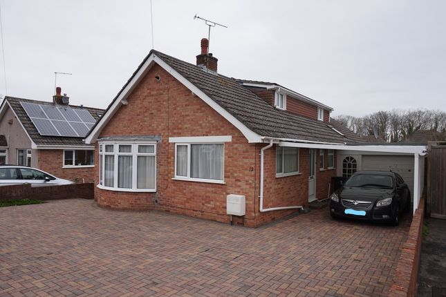 Thumbnail Detached house for sale in Cliff Road, Weston-Super-Mare
