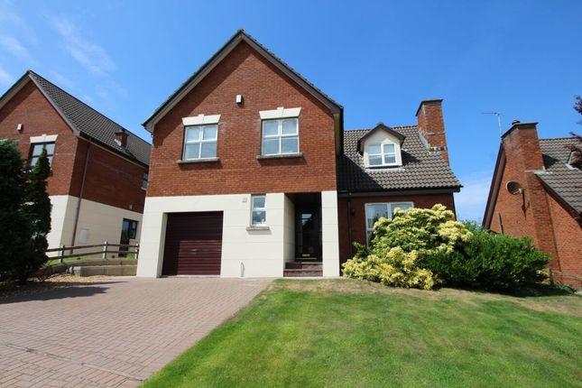 Thumbnail Detached house for sale in Portsmouth Gardens, Carrickfergus
