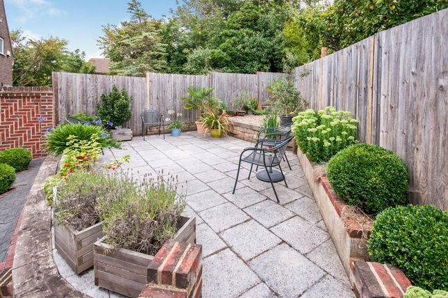 Garden of Danehill Road, Brighton BN2