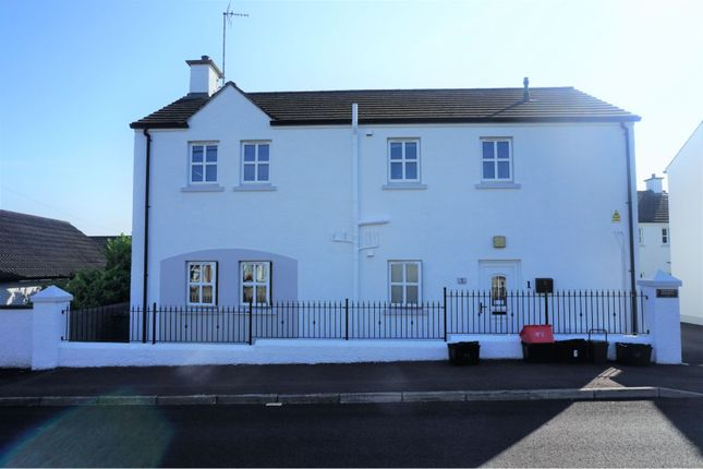 Thumbnail Flat for sale in Holly Mews, Ballymena