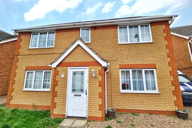Thumbnail Detached house to rent in Regimental Way, Dovercourt, Harwich