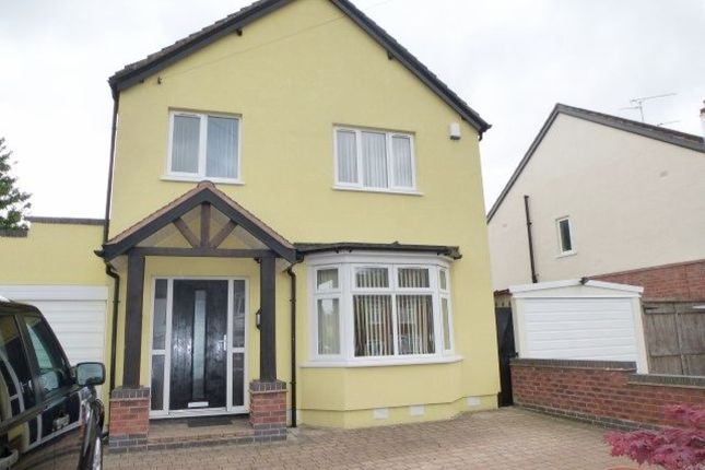 Thumbnail Detached house to rent in Trysull Road, Bradmore, Wolverhampton