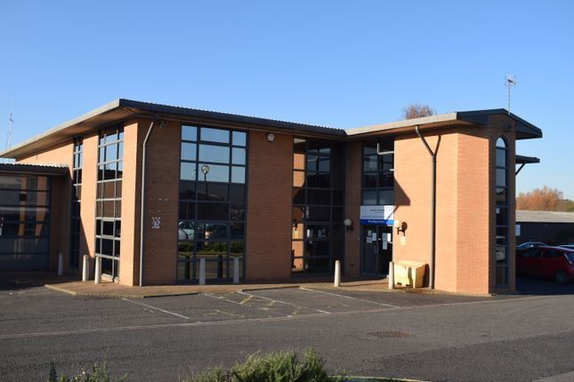 Thumbnail Office for sale in Charter House, Bartec 4, Lynx Trading Estate, Yeovil