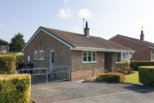 3 bed detached bungalow to rent in Brooklyn Road, Pant, Oswestry SY10