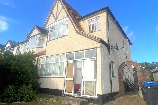 Thumbnail Semi-detached house to rent in Benett Gardens, London